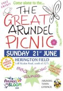 Great Arundel Picnic Poster