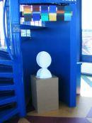 Centre Piece Sculpture and Hanging Horizon Piece
