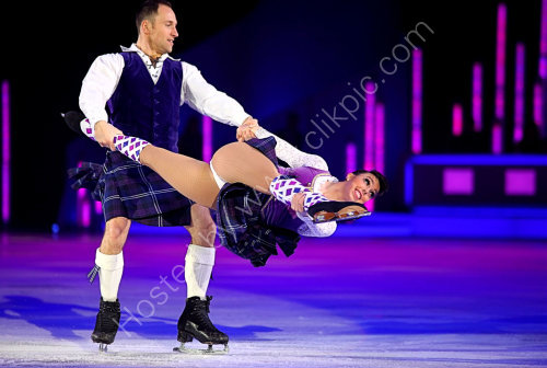 Dancing on Ice 2014