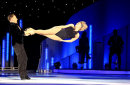 Suzanne Shaw in action in the last Dancing on Ice tour show @ the NIA in Birmingham.