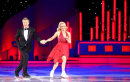 Torville & Dean in action in the last Dancing on Ice tour show @ the NIA in Birmingham.