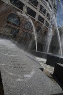 Fountains @ the UN Plaza in San Francisco.