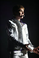 Justin Bieber in concert @ the NIA in Birmingham.