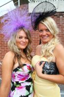 High fashion @ Glorious Goodwood.