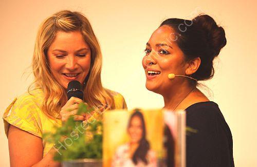 Lisa Failkener & Shelina Permaloo 1