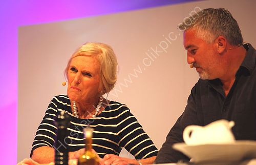 Mary Berry  & Paul Hollywood 2