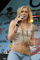 Natasha Bedingfield at BRMB Party in the Park.