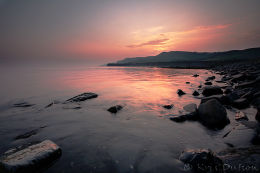 Kimmeridge-Sunset