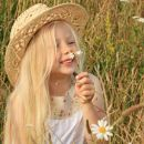 Angelic Folk handmade childrens clothing (modelled)