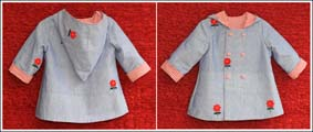 Angelic Folk handmade childrens clothes (product)