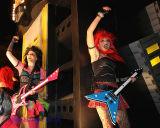 Harlequin Carnival Club g