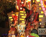 Harlequin Carnival Club b