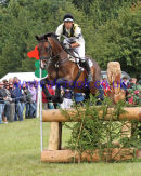 Express Eventing Gatcombe Winners - Sam Griffiths & REAL DANCER