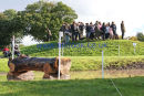 New water jump & spectator bank