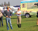 William Fox-Pitt & Lucinda Fredericks can't decide which ice cream to have