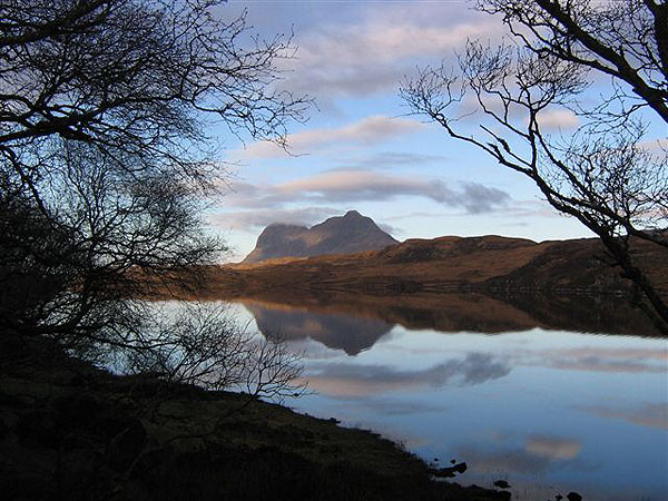 Suilven from Veyatie