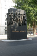 Memorial to the Women of War, Whitehall, London