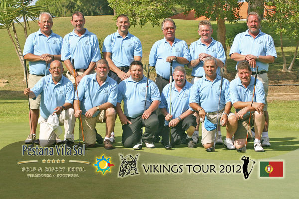 Vikings Tour 2012