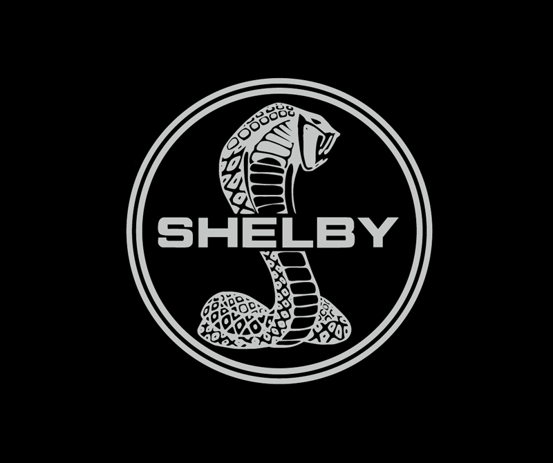 Shelby cobra gt500 logo