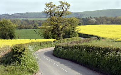 Inkpen_Hungerford_Road