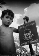 Landmine - Cambodia by Colin Summers