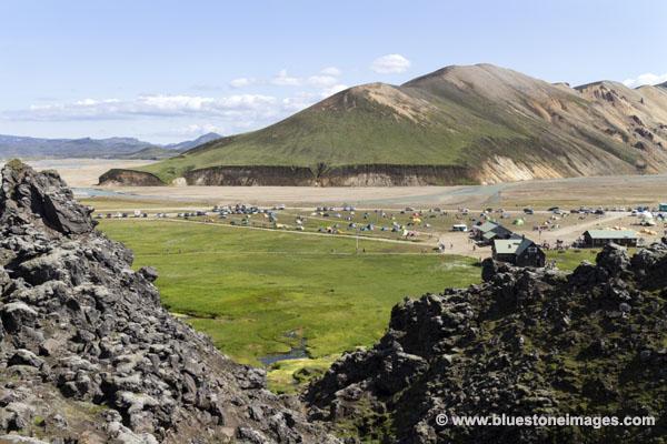 01M-0608 Temp Landmannalaugar Iceland