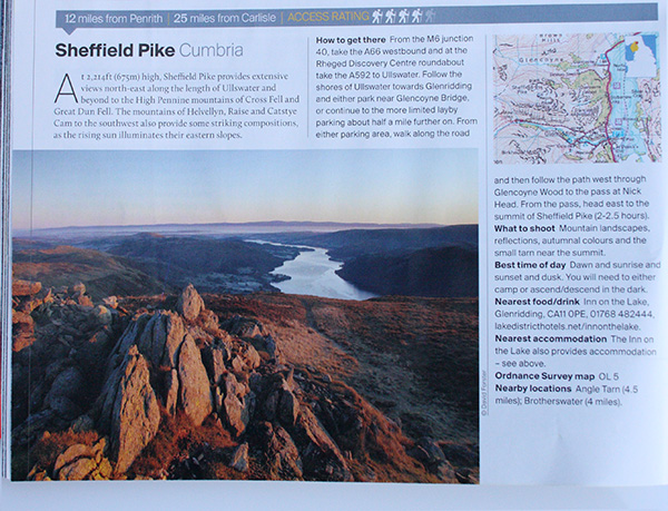 Outdoor Photography Magazine November 2012