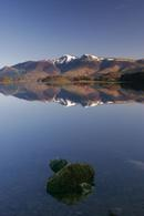 5690 Skiddaw from Barrow Bay, Derwentwater, English Lake District