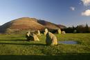 D12 1.19 Castlerigg Stone Circle, English Lake District.