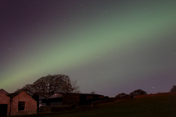Northern Lights (Aurora Borealis)1.2