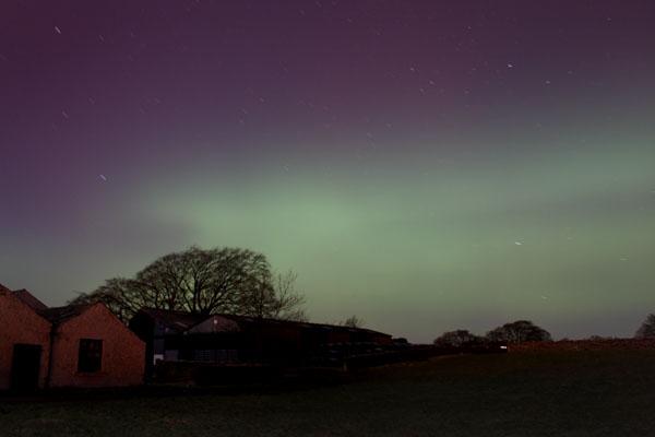Northern Lights (Aurora Borealis)1.9