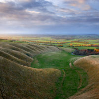 Uffington Panoramic