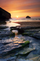 Bridge Of Time - Trebarwith Strand, Cornwall
