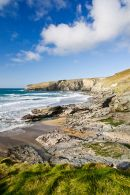 From Port William - Trebarwith Strand, Near Tintagel