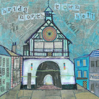 Bridgnorth & West Midlands (Mixed Media Paintings)