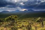 Stirling Range Storm at Sunset