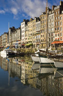 Yacht basin, Honfleur