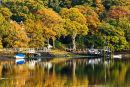 Autumn on the River Beaulieu