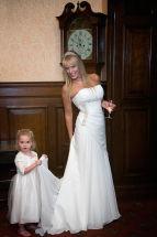 Cheryl and Bridesmaid