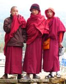 We three monks