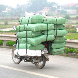 Transport Vietnames style 3