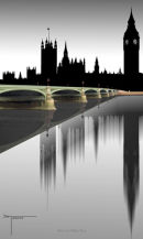 Westminster Reflection Rising