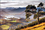 Borrowdale from Latrigg