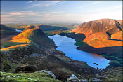 Crummock Water from Red Pike.
