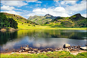 Blea Tarn in summer 3