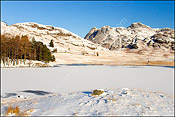 Blea Tarn in Winter 2