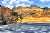 Blea Tarn in Winter 3