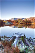 Tarn Hows and Coniston Old Man
