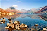 Autumn sunshine at Wastwater