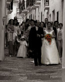 Wedding in Frigiliana